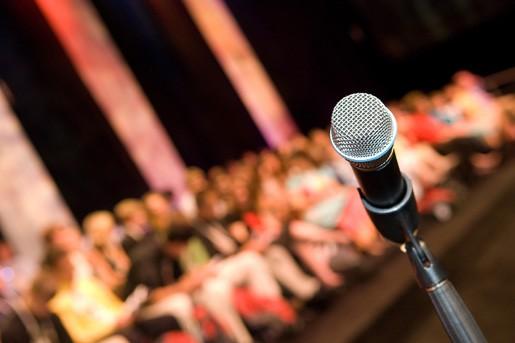 Foredrag, sang og musik